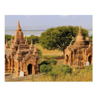 Asia, Myanmar (Birmania), Bagan (Pagan). Diversos Postal