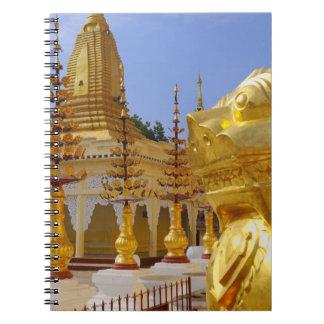 Asia, Myanmar (Birmania), Bagan (Pagan). El Shwe 6 Notebook
