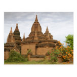 Asia, Myanmar Birmania), Pagan de Bagan). Diverso Postal