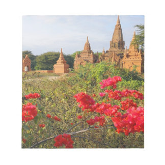 Asia, Myanmar (Burma), Bagan (Pagan). A Bagan Notepad