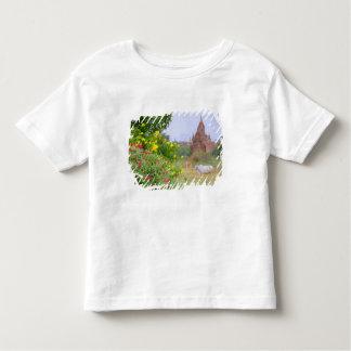 Asia, Myanmar (Burma), Bagan (Pagan). Cows T-shirt