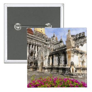 Asia, Myanmar (Burma), Bagan (Pagan). The Ananda Button