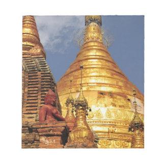 Asia, Myanmar (Burma), Bagan (Pagan). The Dhamma Notepad