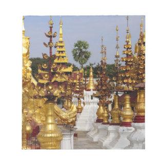 Asia, Myanmar (Burma), Bagan (Pagan). The Shwe 5 Notepad