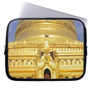 Asia, Myanmar (Burma), Bagan (Pagan). The Shwe Laptop Sleeve