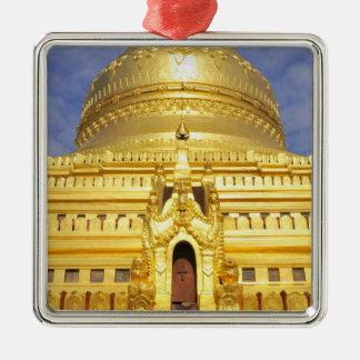 Asia, Myanmar (Burma), Bagan (Pagan). The Shwe Christmas Tree Ornaments