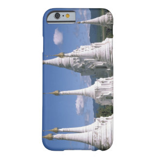 Asia, Myanmar, Inle Lake. Pagodas. 2 Barely There iPhone 6 Case