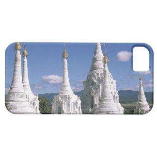 Asia, Myanmar, Inle Lake. Pagodas. 2 iPhone SE/5/5s Case