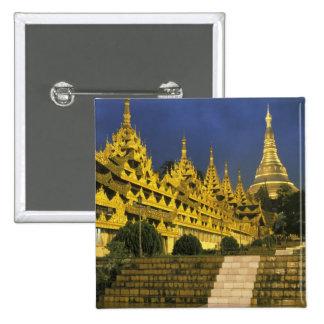 Asia, Myanmar, Rangún. Pagoda de Shwedagon en Pin