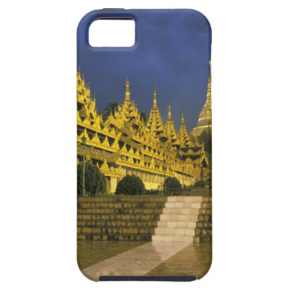 Asia, Myanmar, Yangon. Shwedagon Pagoda at iPhone SE/5/5s Case