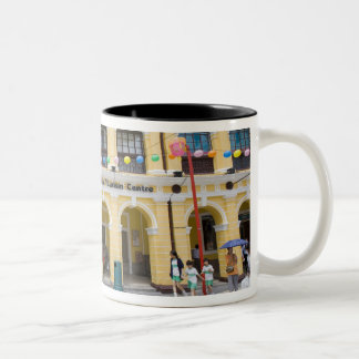 Asia, North-East Asia, China, Macau, Macao, Two-Tone Coffee Mug
