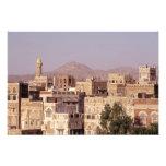 Asia, Oriente Medio, República de Yemen, Sana'a. Fotografías