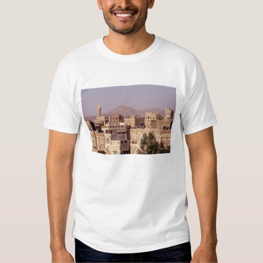 Asia, Oriente Medio, República de Yemen, Sana'a. Poleras