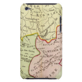 Asia, Russia, China iPod Touch Case