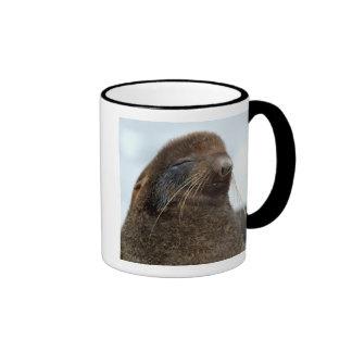 Asia, Russia, Russian Far East, Kamchatkan Ringer Coffee Mug