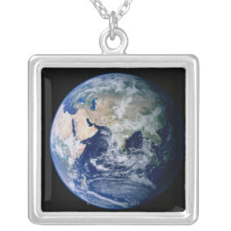 Asia Seen from Space Jewelry