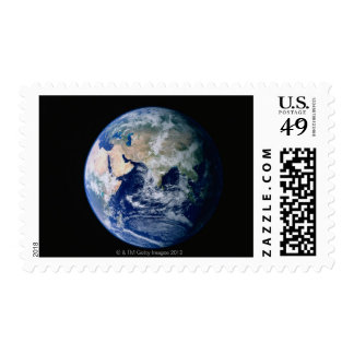 Asia Seen from Space Postage