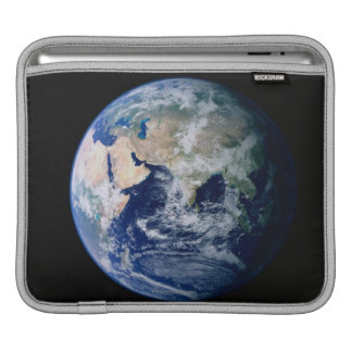 Asia Seen from Space Sleeve For iPads