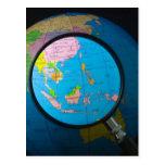 Asia sudoriental en foco postal
