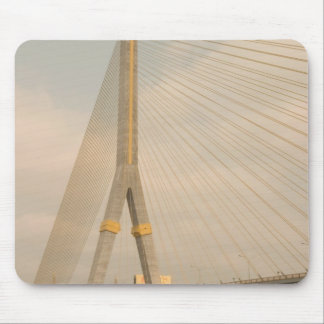 Asia, Tailandia, Bangkok, puente sobre Chao Tapete De Ratones