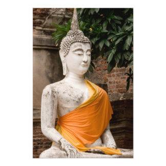 Asia, Tailandia, Tailandia, Buda en Ayutthaya 2 Fotografías
