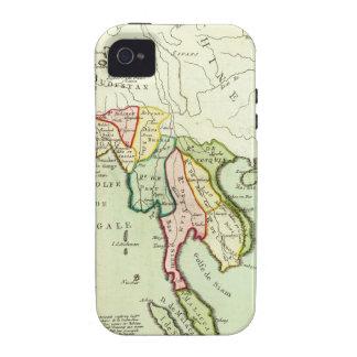 Asia, Tailandia Vibe iPhone 4 Carcasa