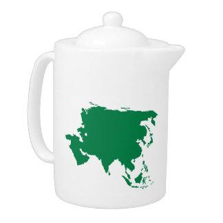 Asia Teapot