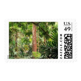 Asia, Thailand, Ao Phangnga NP, rainforest Stamp