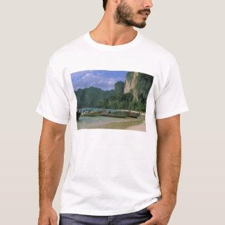 Asia, Thailand, Krabi. West Railay Beach, T-Shirt