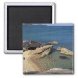 Asia, Thailand, Samui. Beach Magnets