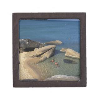 Asia, Thailand, Samui. Beach Premium Trinket Box