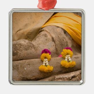 Asia, Thailand, Siam, Buddha at Ayutthaya 2 Metal Ornament