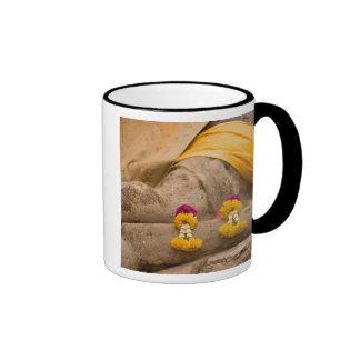 Asia, Thailand, Siam, Buddha at Ayutthaya 2 Coffee Mugs