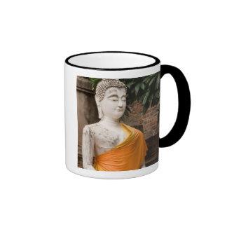 Asia, Thailand, Siam, Buddha at Ayutthaya Coffee Mug