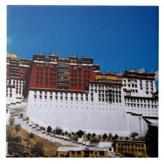 Asia, Tibet, Lhasa, Potala Palace aka Red 2 Tile