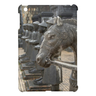 Asia, Vietnam. Figurines and horse statues Cover For The iPad Mini