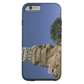 Asia, Yemen, lecho de un río seco Dhar. Palacio de Funda De iPhone 6 Tough