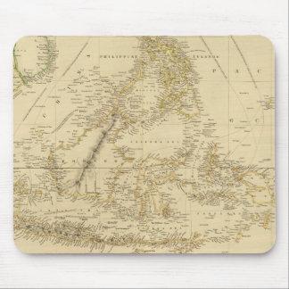 AsiaIndonesia suroriental Alfombrilla De Ratón