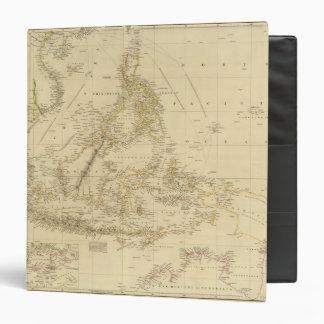 """AsiaIndonesia suroriental Carpeta 1 1/2"""""""