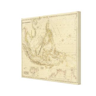 AsiaIndonesia suroriental Lona Estirada Galerías
