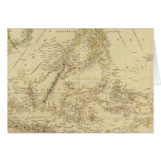 AsiaIndonesia suroriental Tarjeta De Felicitación