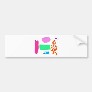 Asian Appetite Bumper Sticker
