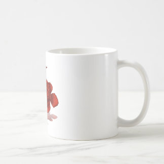 Asian arowana coffee mug