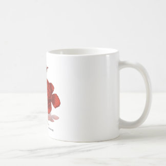 Asian arowana - flare coffee mug