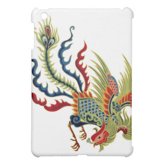 Asian Art Rooster Ipad Case