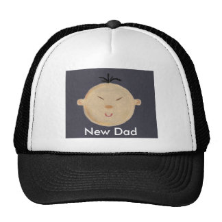 Asian Baby Trucker Hat