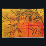 "Asian Bamboo Art Placemat<br><div class=""desc"">Sunrise Bamboo Art</div>"