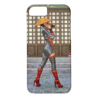 Asian Battle Woman iPhone 8/7 Case