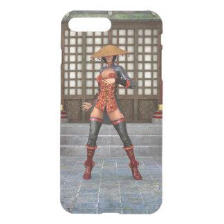 Asian Battle Woman iPhone 8 Plus/7 Plus Case