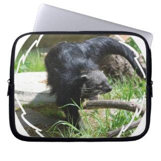 Asian Bearcat Electronics Bag Laptop Sleeve
